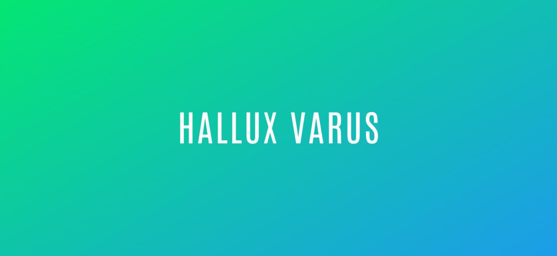 hallux-varus